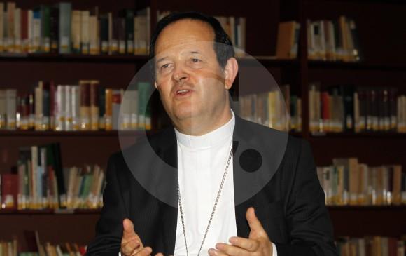 El arzobispo Ricardo Tobón afirmó que son pocas las denuncias contra sacerdotes por pederastia en la ciudad. FOTO jaime pérez