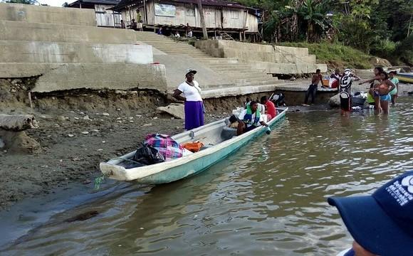 Defensoría alarmó por la situación de órden público en Chocó. FOTO COLPRENSA