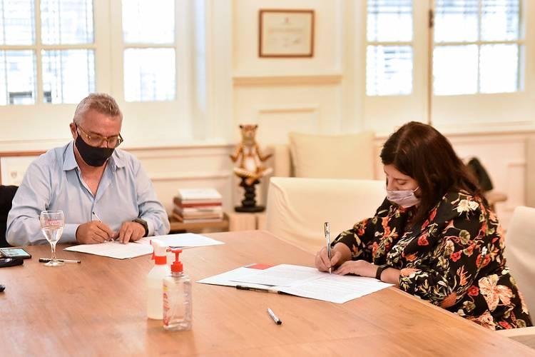 El Municipio Tigre y el CONICET acordaron la creación de un laboratorio de investigación y producción de cannabis medicinal - www.elcomercioonline.com.ar