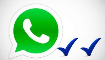 Como evitar el doble Check Azul de WhastApp