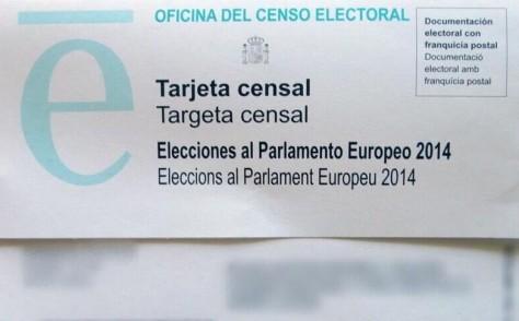 C mo votar en espa a como hacer para for Oficina del censo electoral madrid