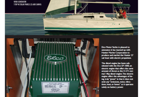 Inboard Boat Motors | Hunter 27e