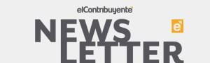 newsletter, agenda inteligente, el contribuyente
