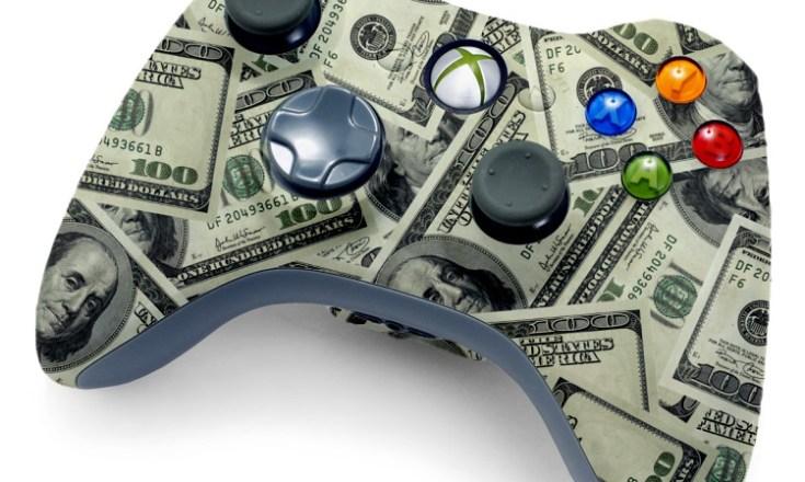 El dinero en los videojuegos