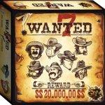 Imagen del juego de mesa Wanted 7