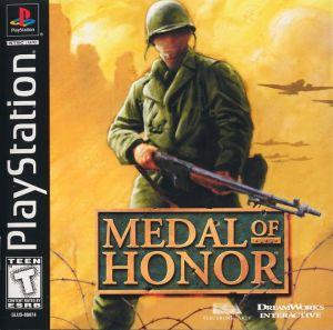 Portada del videojuego Medal of honor