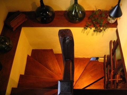 Landhaus-El-Correntiu-treppe