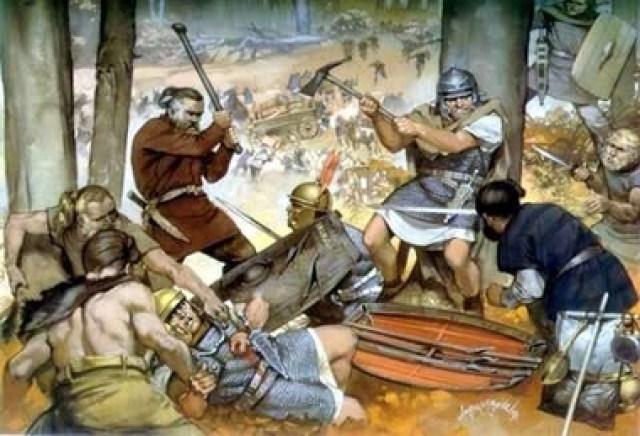 """Fueron el feminismo y el socialismo los que provocaron la caída del Imperio Romano, y no la invasión de los """"bárbaros"""""""