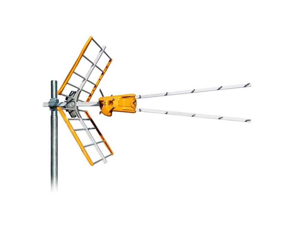 Antenna Uhf Televes V Zenit Uhf Lte Cod
