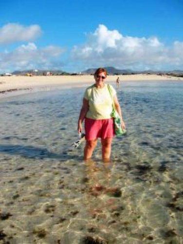 beaches of el cotillo