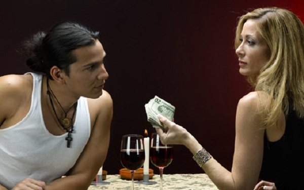dating for gold diggers