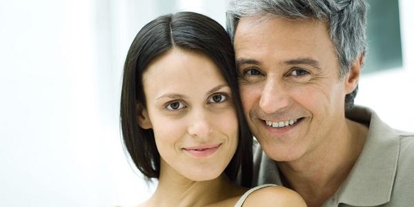 Why do women like older men