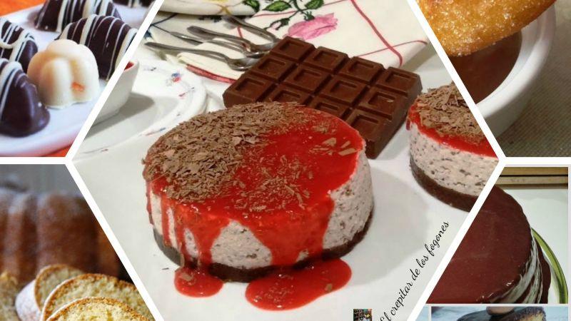 ENDULZANDO EL VERANO (10 delicias con chocolate)