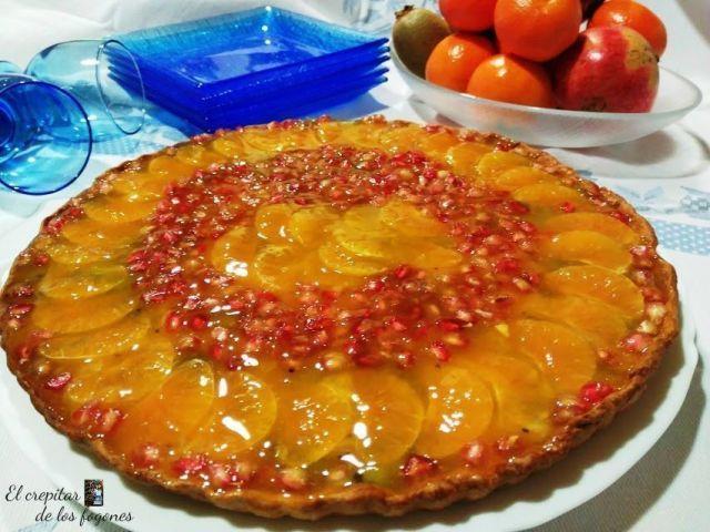 tarta de crema