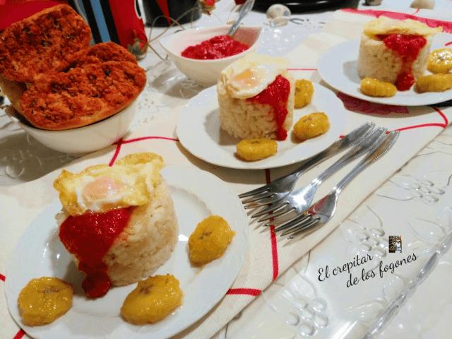 tapa de arroz