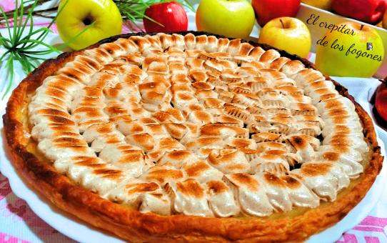 tarta de compota