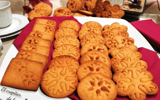galletas de turrón
