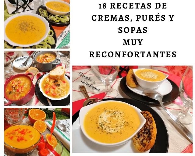 recetas de cremas