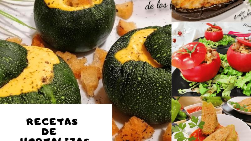 21 RECETAS DE HORTALIZAS RELLENAS