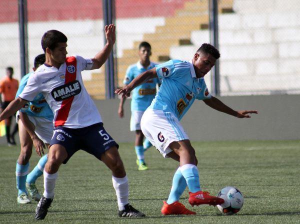 Flavio Gómez (Prensa Sporting Cristal)