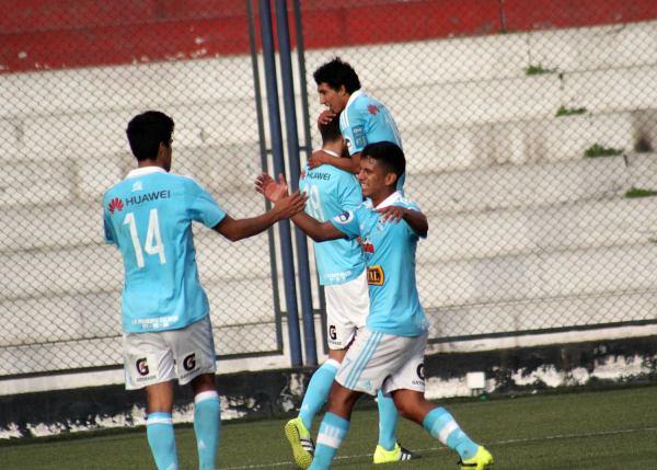 El sello de la victoria con el gol de Huangal (Prensa Sporting Cristal)