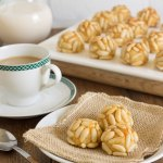 Panellets saludables