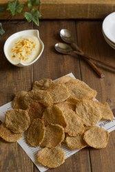 Chips de amaranto