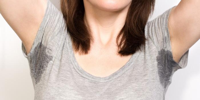 Causas de la hiperhidrosis sudor sin control