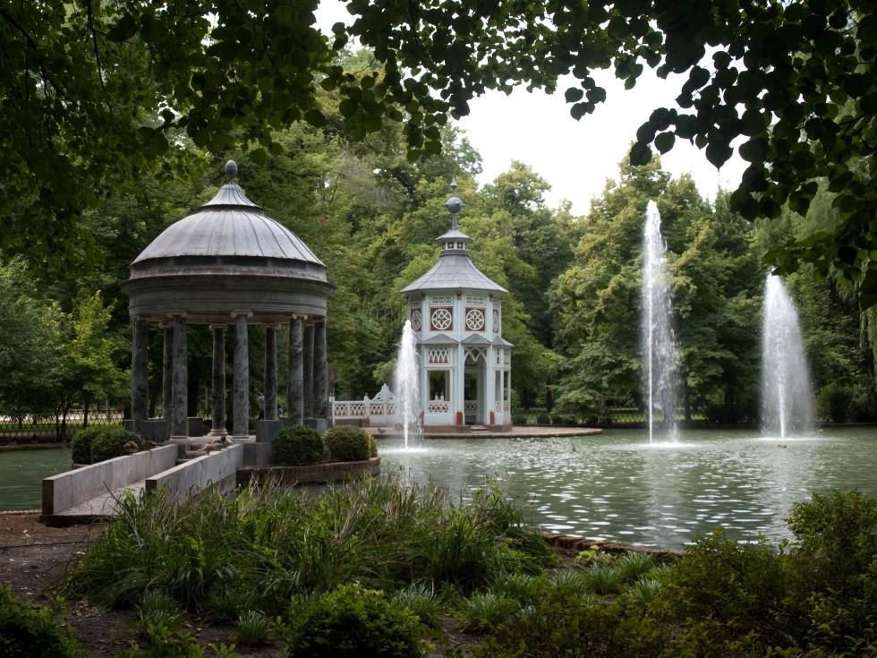 Resultado de imagen de los jardines de aranjuez