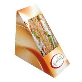 Sandwichbox - oranje