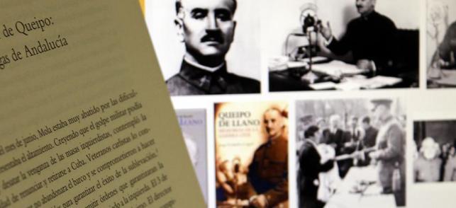 El historiador Paul Preston dedica al 'terror de Queipo' un capítulo de 'El holocausto español'. / J.M.B.