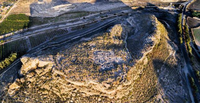 Tolmo de Minateda FOTO: Gobierno Castilla-La Mancha