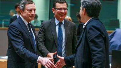 El Eurogrupo confía en pactar el final del rescate griego en junio