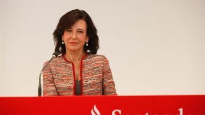 Banco Santander negocia la compra del bróker británico Peel Hunt