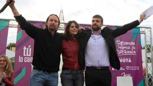 Iglesias reclama el voto para Unidas Podemos el 26M para «garantizar gobiernos progresistas» en todo el Estado