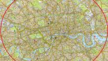 Mapa-Londres-utilizado-The-Knowledge_EDIIMA20191106_0397_20% - 'The Knowledge', el examen imposible