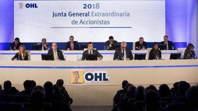 OHL plantea un ERE para 196 trabajadores de sus oficinas centrales en España, casi la mitad de total