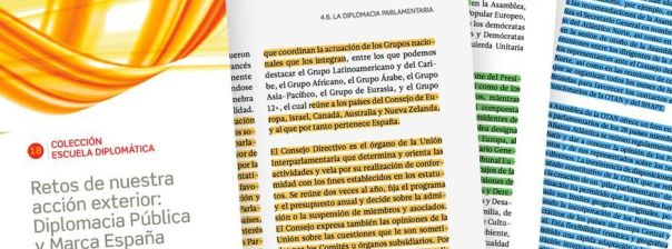 Pablo Casado plagió páginas enteras para un libro pagado por el Gobierno de Rajoy