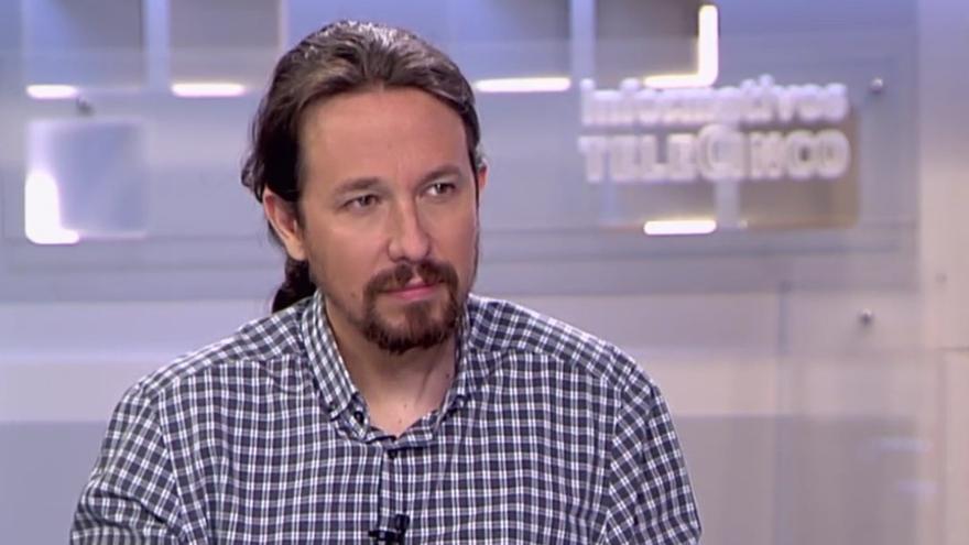 Resultado de imagen para pablo iglesias España: Pablo Iglesias pide a Pedro Sánchez renunciar a gobierno monocolor-VerdadDigital.com-