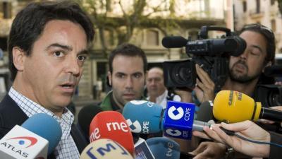 El exteniente de alcalde de Palma de Mallorca Javier de Rodrigo Santos
