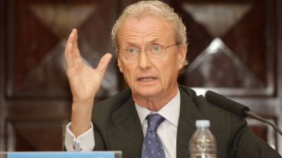 El exministro Pedro Morenés asume la presidencia de Amper Ingenio