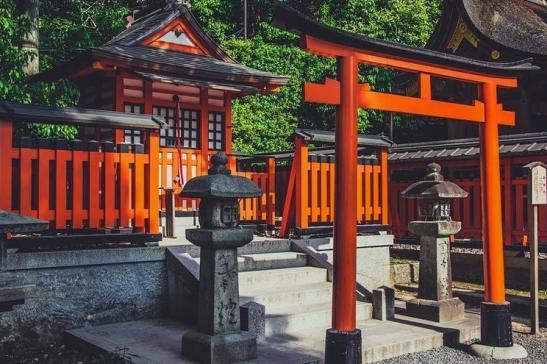Templo sintoísta (Japón) | REVISTA AMBERES