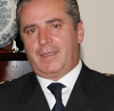 El comisario Carlos Salamanca en una imagen de archivo