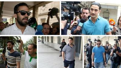 El Tribunal Superior confirma la condena de 9 años de prisión por abuso sexual a La Manada