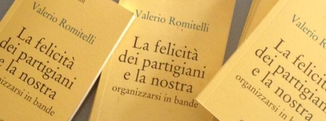 """""""La felicidad de los partisanos y la nuestra"""", editorial Cronopio"""