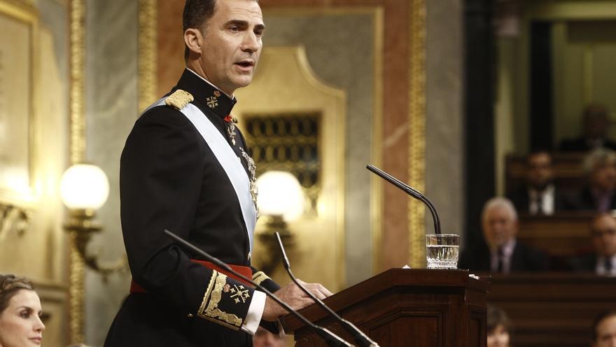 El Congreso coloca mañana un retrato oficial del Rey que ha costado 88.000 euros