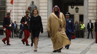 España vendió en 2017 más de 361 millones en armas a la coalición liderada por Arabia Saudí que actúa en Yemen