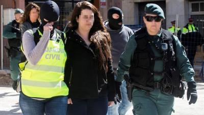 La Fiscalía investiga por delitos de terrorismo y rebelión a responsable de CDR