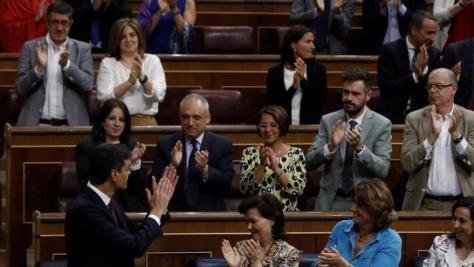 """Sánchez desea que PP salga """"fuerte"""" de su Congreso para defender sus valores"""