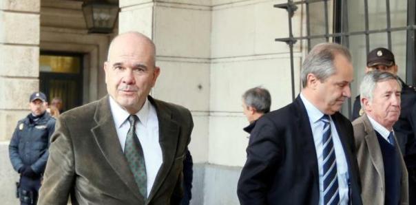 Los 21 ex altos cargos acusados en los ERE esperan el fallo en la Audiencia